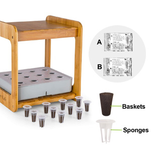 Indoor Gardening Kit Hydroponics Growing System Kit