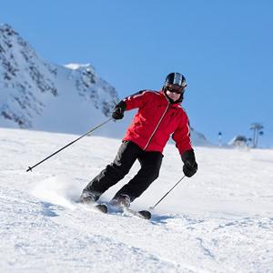 ski mitten
