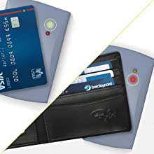 Executive Bifold RFID Blocking Technology