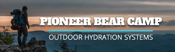 Hydration Bladder 2 Liter, Water Bladder, Hydration Reservoir, Water Reservoir Hiking, Camping