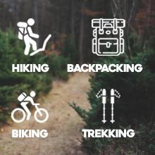 Hydration bladder, hydration pack, Hiking, Camping, Trekking hydration reservoir