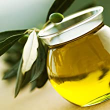 Organic Natural Skincare Face Olive Oil Essential Healthy Fresh Facial Plant Extract Flower Clean
