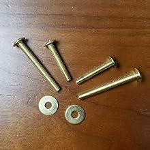 screws included