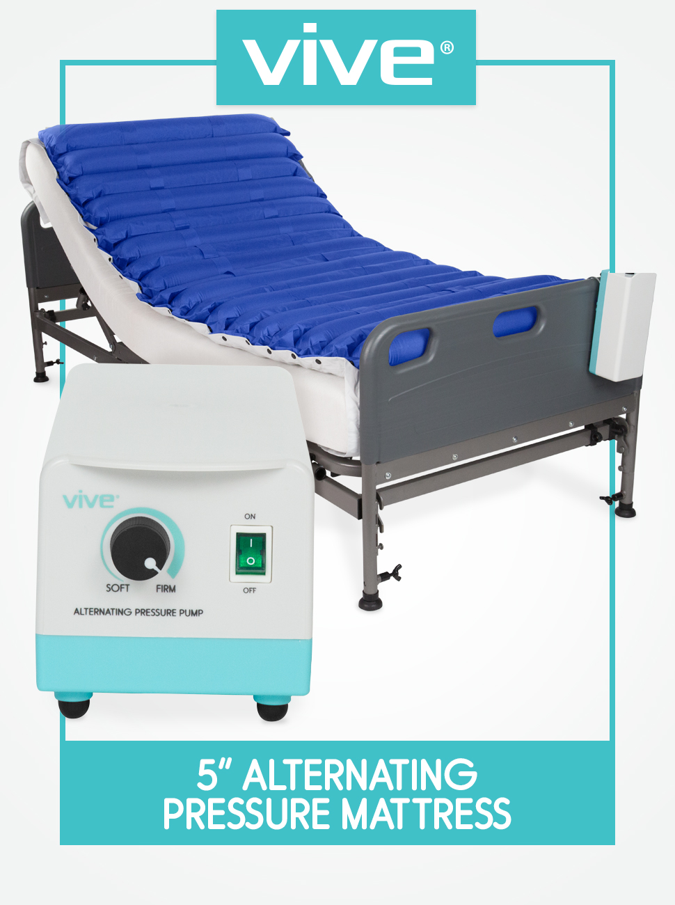 Alternating Pressure Mattress 5