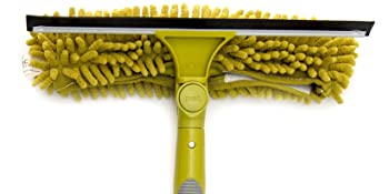 DocaPole Squeegee and Window Scrubber