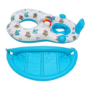 Spring Baby Float Activity Center Baby Pool Activity