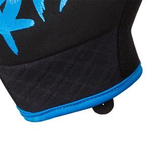 ROCRIDE ANIMALZ BLUE VIPER CYCLING GLOVES