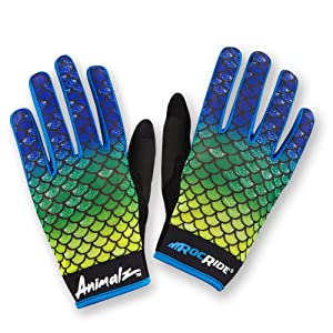 RocRide Animalz El Dorado Full Finger Cycling Gloves