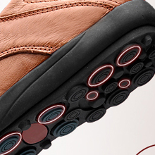 Natural wear-resistant rubber outsole