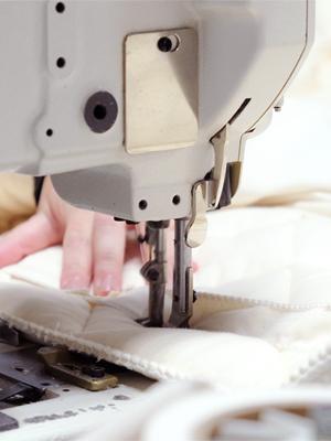 Sewing Organic Cotton
