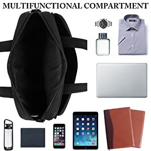 multifunctional compartment