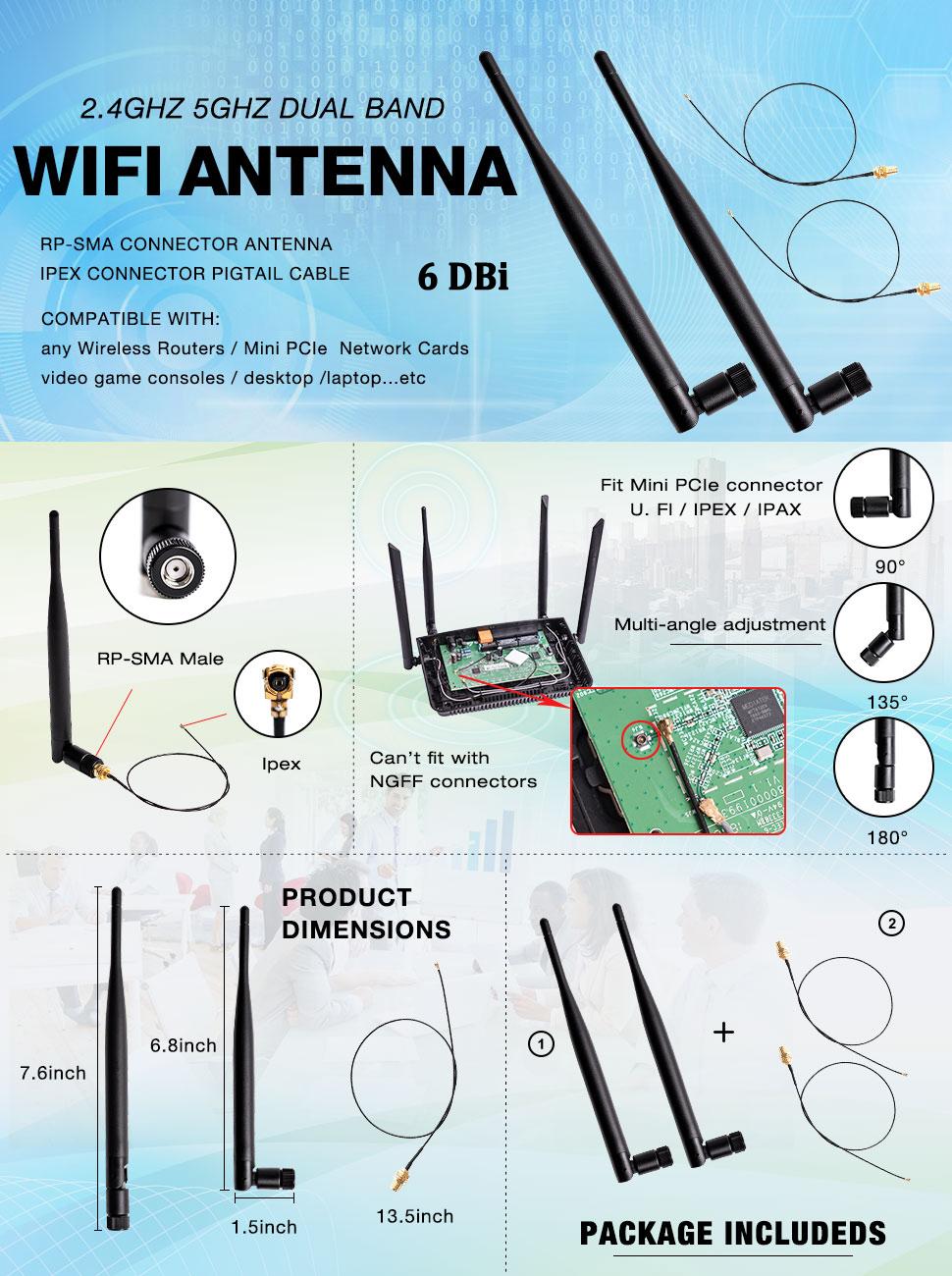 Long Range WiFi Antenna | Best WiFi Antennas 2019 - RootSaid