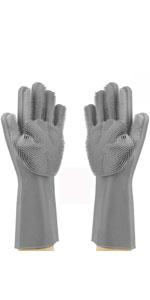 dish gloves,magic scrubbing gloves for dishes,wash gloves for kitchen