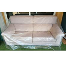 plastic sofa bag