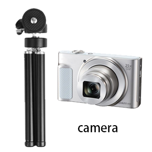 Lightweight Mini Webcam tripod for camera