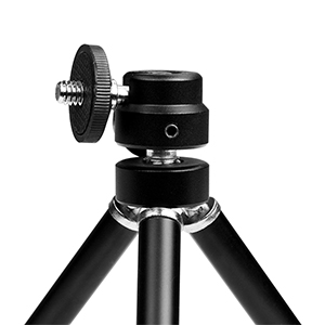 Lightweight Mini Webcam tripod for Logitech Webcam C920 C922 Small Camera Tripod Mount