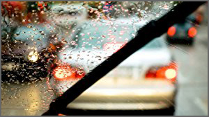 To drive safely, you need a cleear view of the road to make accurate decisions, particulary when its wet. Thats why a car can fail its roadworthyness if a ...