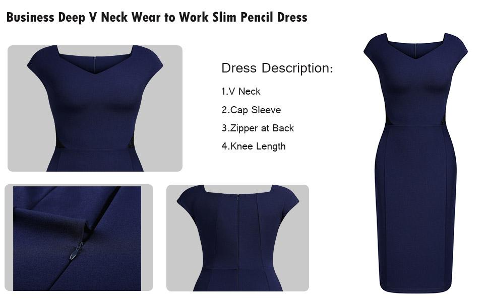 pencil dress