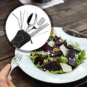 portable utensils