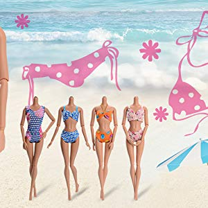 swimwear for barbie dolls