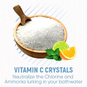 vitamin C crystals sitz soak