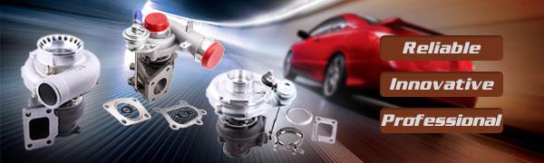 maXpeedingrods TD025 49173 Turbo Turbocharger for Peugeot 207/307/308 Expert 1.6HDI 90HP 66KW
