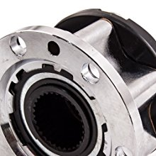 Amazon.com: maXpeedingrods Free Wheeling Wheel Hub Lock for Toyota ...