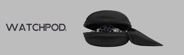 watchpod single watch travel case