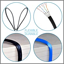 Flexible and Durable