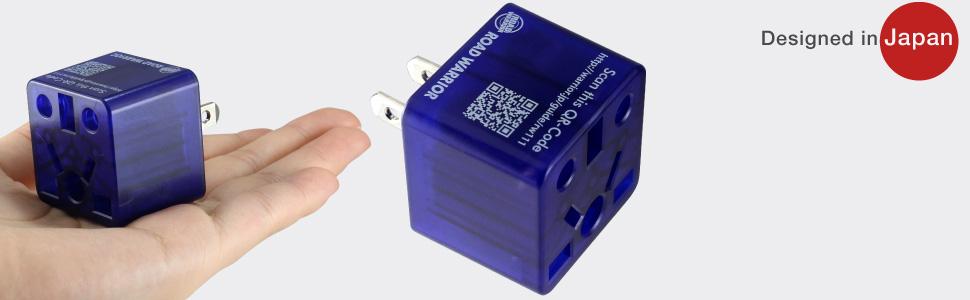 US plug adapter charger light home outlet travel cruise UK China laptop USA adaptor socket EU German