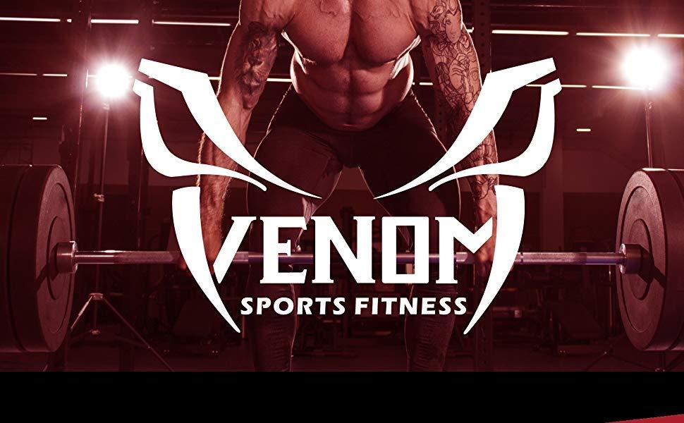 venom sports fitness calf sleeve brace support