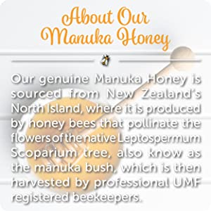 About Manuka Honey