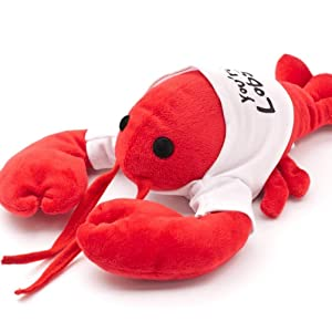 Amazon Com Cool Tv Props Friends You Re My Lobster Plush Friends