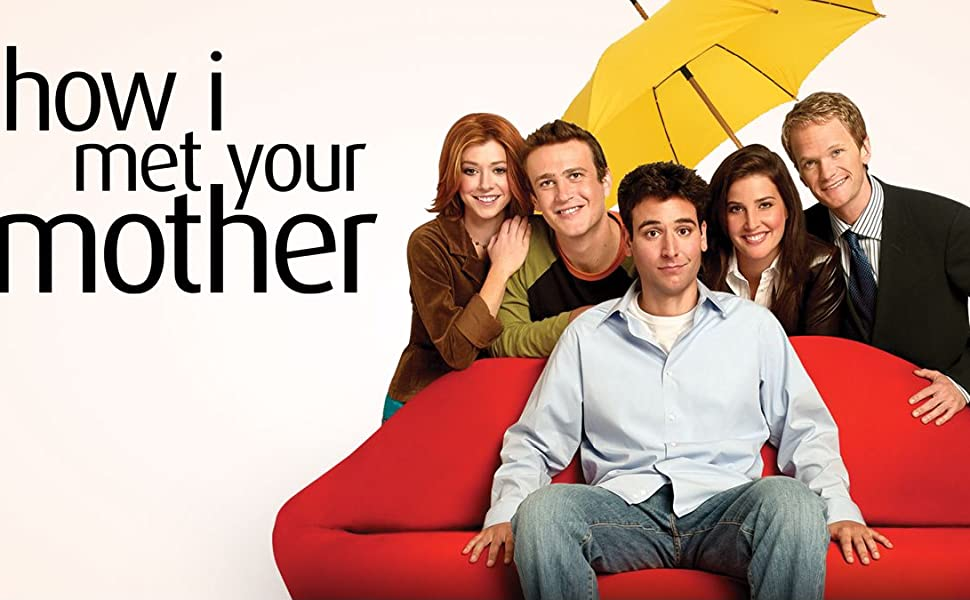 Posters Met Letter : Amazon mcasting how i met your mother awesomeness