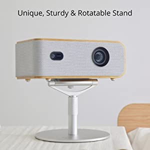 Unique sturdy stand