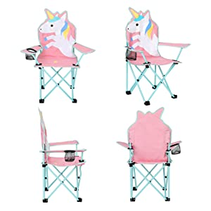 Amazon Com Kaboer Kids Outdoor Folding Lawn And Camping
