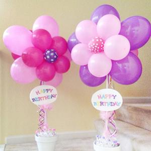 Balloon Decorating Strip Kit for Arch Garland Balloon Tape Strip Tying Tool Dot Glue Flower Clip