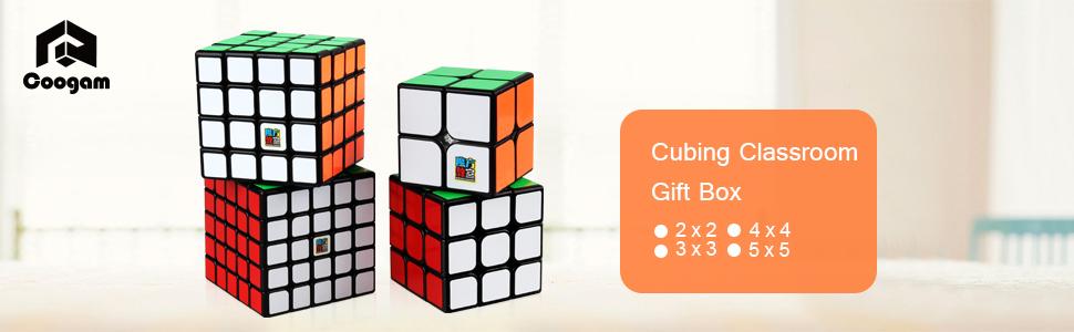 4x4 Bundle Set Black Box Moyu 2x2 Puzzle Toy 3x3 Coogam Mf4s Pack Speed Mf5s Mf3s 5x5 Mf2s Gift Cube e9DYIE2WHb