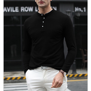 4e91ab27698a3 YTD Mens Summer Slim Fit Pure Color Short Sleeve Polo Casual T ...