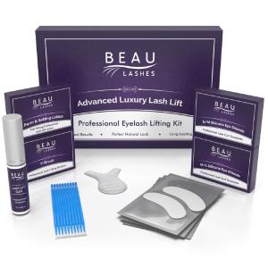 Beau Lashes Eyelash Luxury Lash Lift Perm Curl Kit