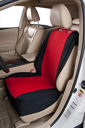 Jaybally Neoprene Seat Covers Is Designed To Fit Most Bucket Front Seats Such As 5 Cars And SUVsPlease DOUBLE CHECK If Youre Not Sure Whether