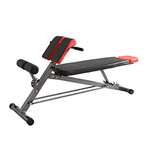 finer form multi-functional bench