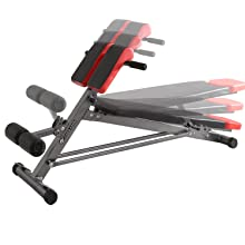 finer form multi functional bench