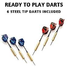 dart board darts