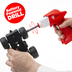 toy with drill diy