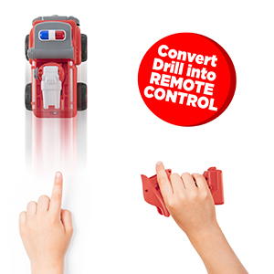 remote control fire truck toy