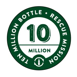 Rescued Wine Bottle Mission