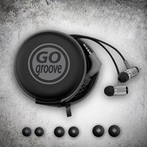 GOgroove AudiOHM RNF (Silver)
