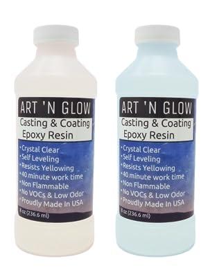 16 oz epoxy resin bottles