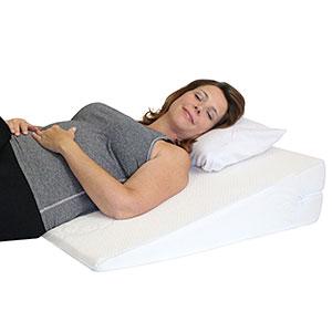 medslant acid reflux wedge pillow